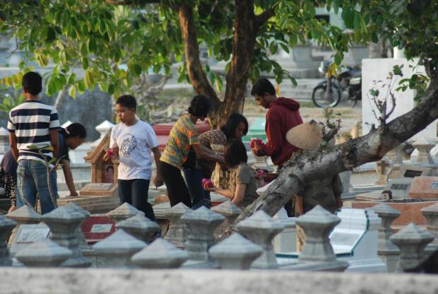 Tradisi Ruwahan atau Besik di Kabupaten Kudus