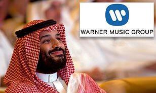 Tak Hanya Klub Inggris Putra Mahkota Saudi Borong Saham Warner Music