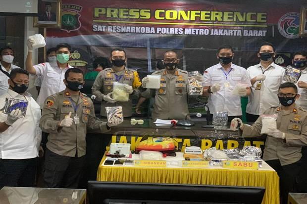 Bongkar 14,4 Kg Sabu di Kelapa Gading, Polisi Masih Buru Tiga Pelaku