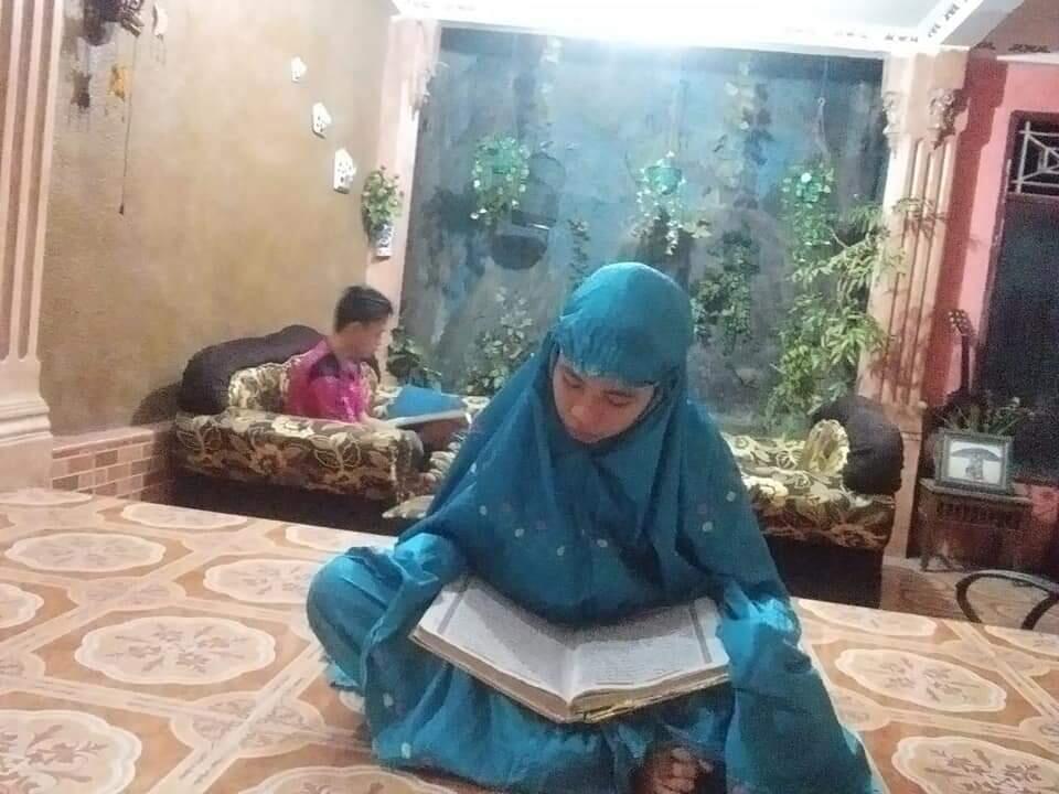 Bulan Ramadhan dan Stay At Home yang Membawa Berkah, Inilah Kegiatan Abel