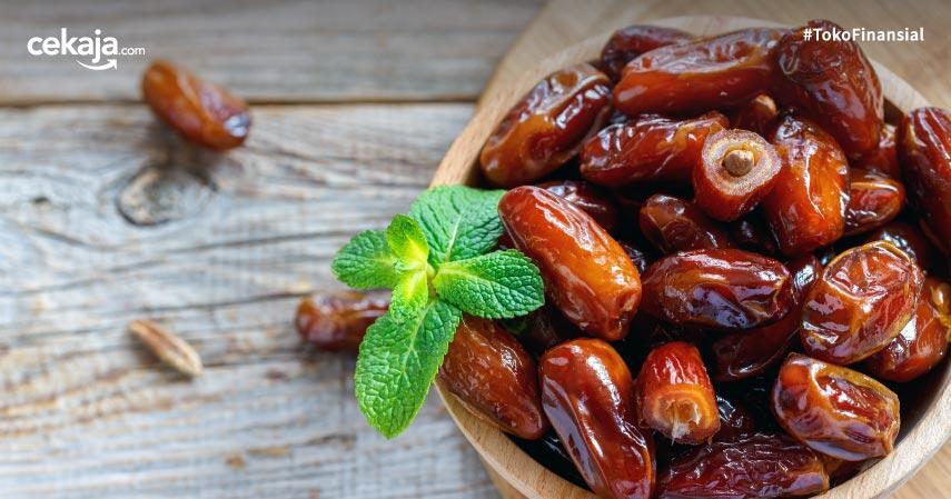 Deretan Buah yang 'Menjamur' Saat Ramadhan