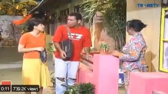 Sitkom Bajaj Bajuri Ramal Virus Corona Melanda Indonesia, Ini Fakta Sebenarnya?