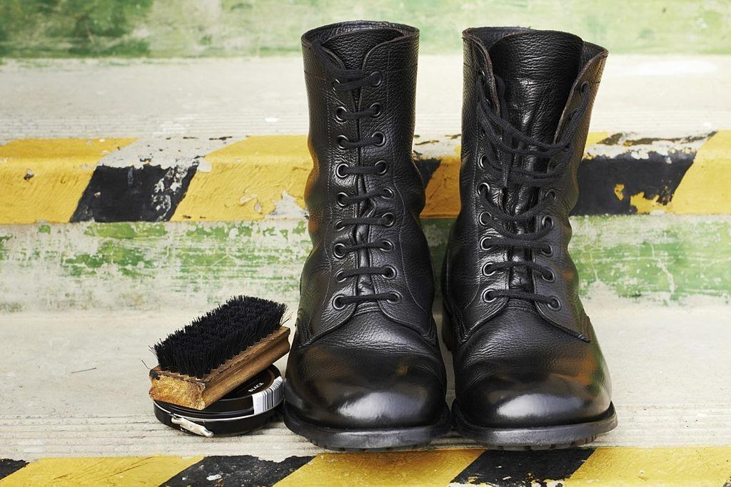 Tips Merawat Sepatu Safety
