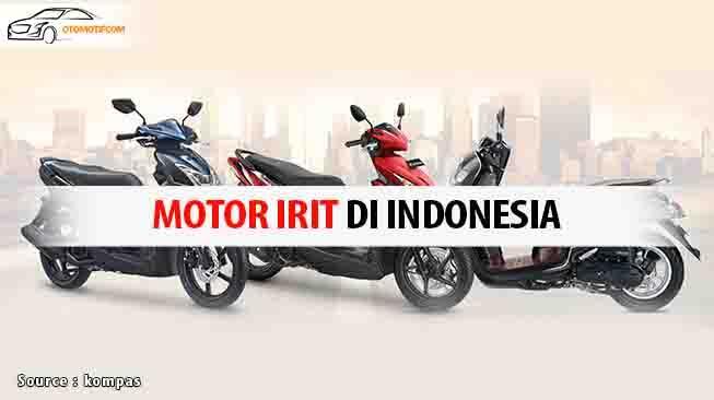 Rekomendasi 10 Motor Irit & Murah