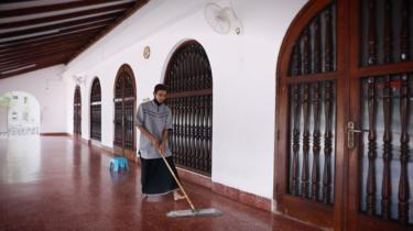 Corona: Pengurus Masjid Hilang Pemasukan Ramadan 'Biar Allah Mencukupi di Akhirat'