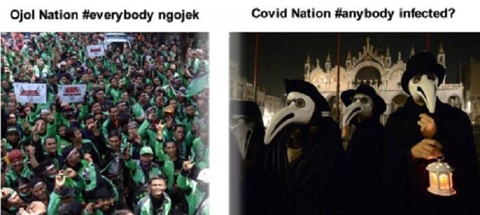 Meme Tentang Covid-19