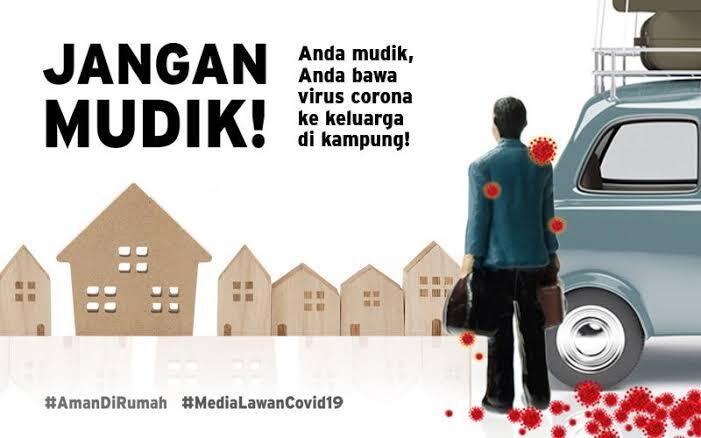 Mudik Pulang Kampung Dilarang, Silaturahmi Dalam Kota Boleh?