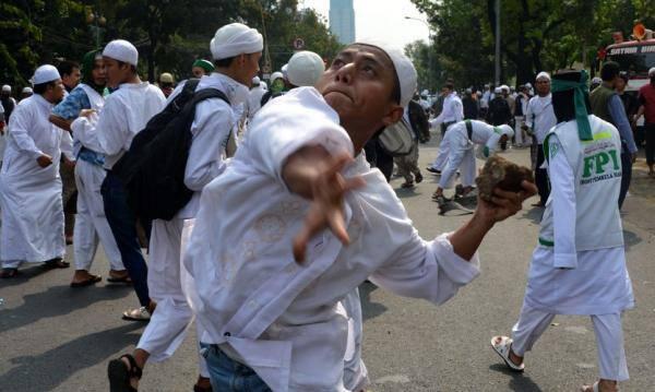FPI: Tangkap Pimpinan Kelompok Radikal Hindu India