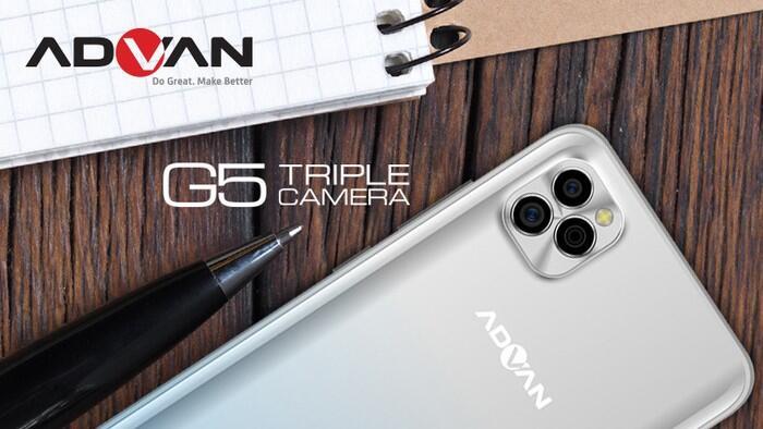 Ini Spesifikasi dan Harga ADVAN G5