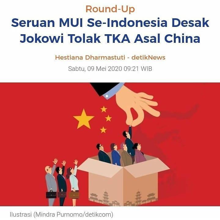 Penolakan 500 TKA China Berujung Petaka, Nasib 3000 Pekerja Lokal Kini Terancam