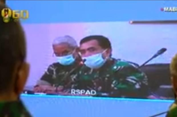 RSPAD Jadi RS Pertama Lakukan Terapi Plasma Konvalesen Pasien Covid-19