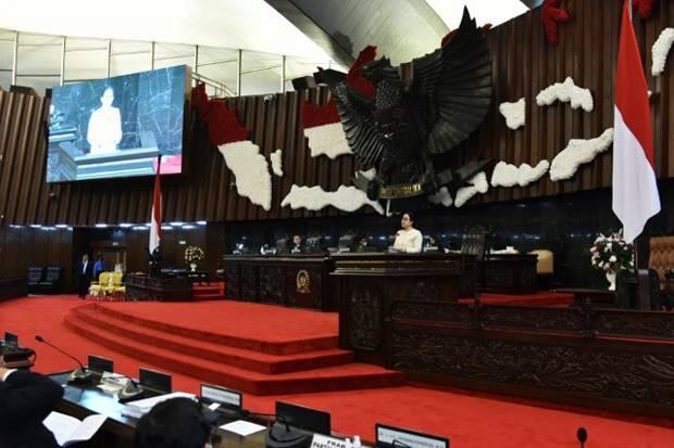 Lewat Pidato, Puan 'Sentil' Pemerintah soal Penanganan Covid-19