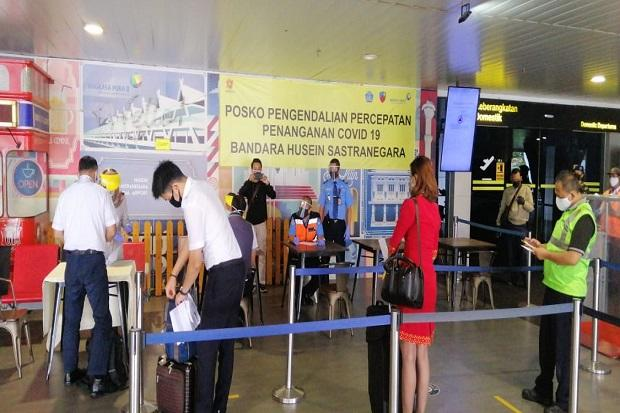 Bandara Husein Bandung Kembali Dibuka, Ini Persyaratan Calon Penumpang
