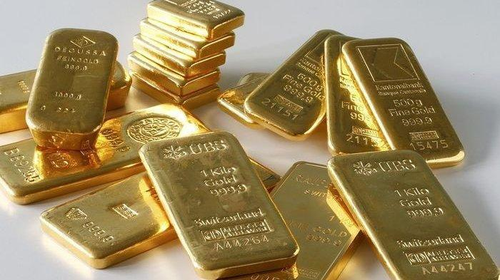 Emas Naik Tipis, Pasar Waspadai Gelombang Kedua Covid-19