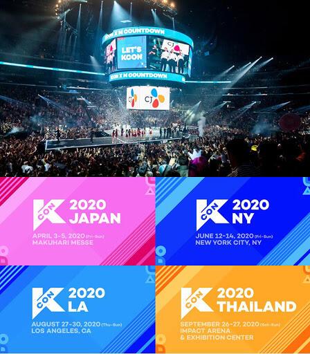 CJ E&M akan Gelar KCON Secara Online