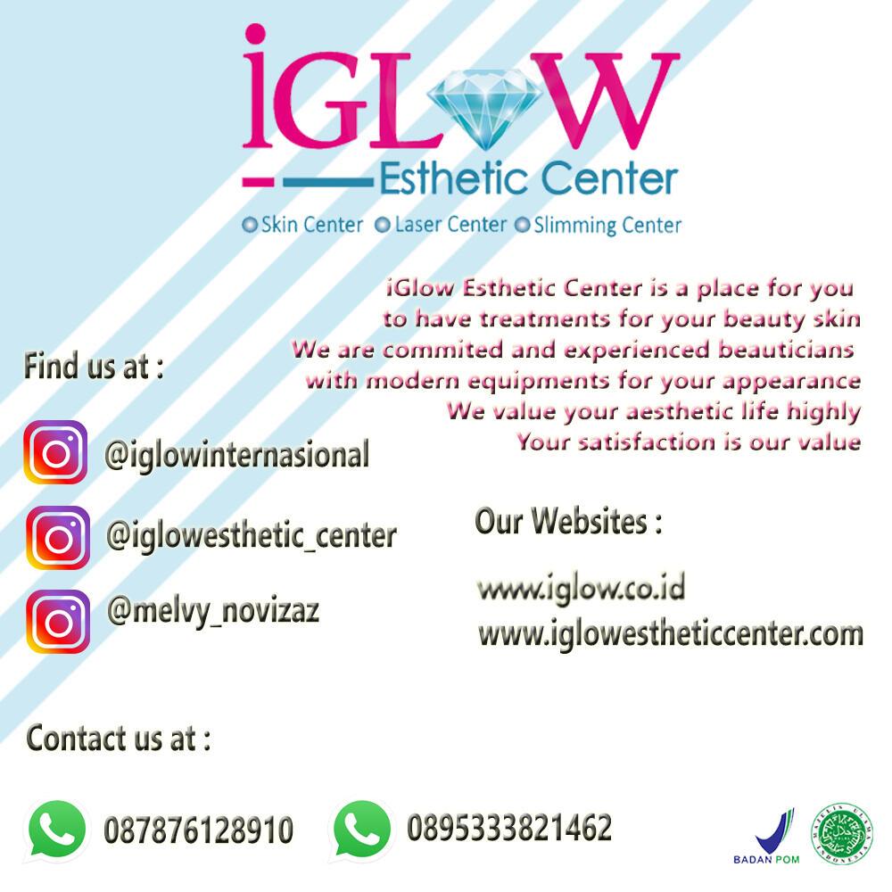 iGlow Esthetic Group - Open Reseller utk 10k Produk2 Kami