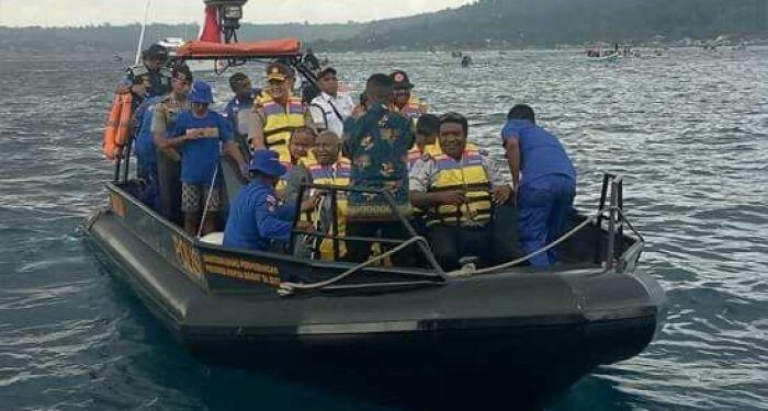 Kapal Sea Rider Dari HDPE Yang Di Klaim Anti Tenggelam