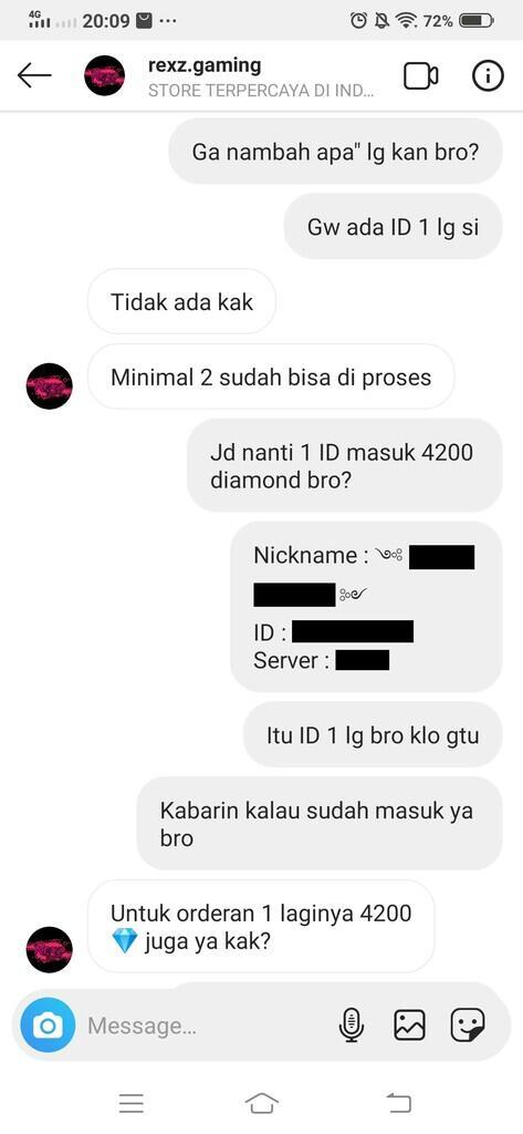 HATI-HATI PENIPUAN DIAMOND!