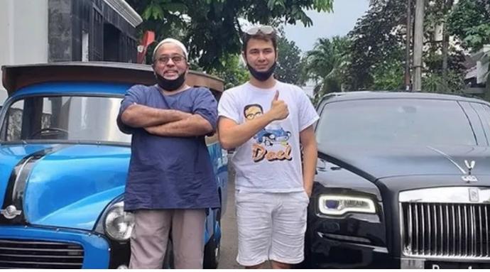 Didatangi Benyamin, Rano Karno Beri Jawaban Tawaran Tukar Opelet-Rolls Royce