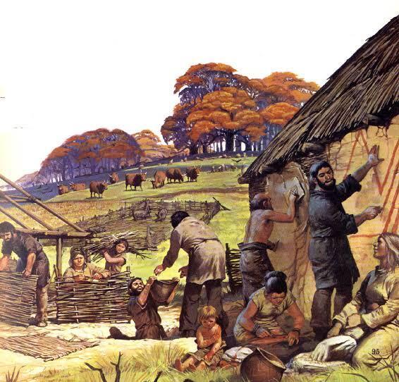 Bangsa Pict dari Skotlandia, Romawi Pun Malas Berhadapan Dengan Mereka