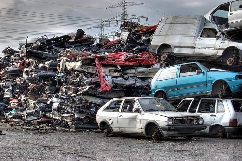 Wahai Penunggak Pajak, Bersiaplah Kendaraanmu Dihancurkan Pertengahan Tahun Ini!