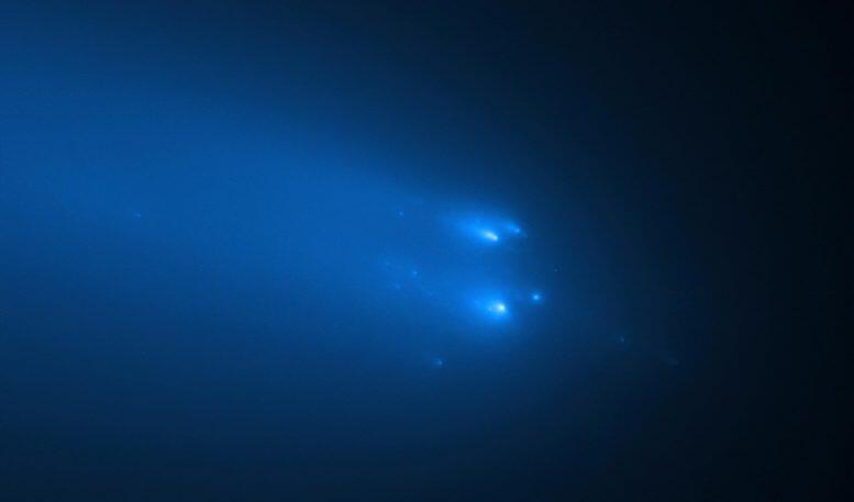 Hilangnya Momentum Langka dari Komet ATLAS (C/2019 Y4)