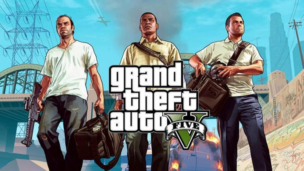 Game GTA V Bakal Tersedia Gratis di Epic Games Store