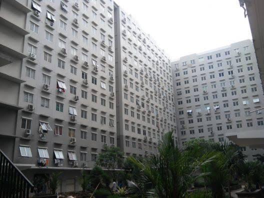 Komunitas Penghuni Apartemen City Park