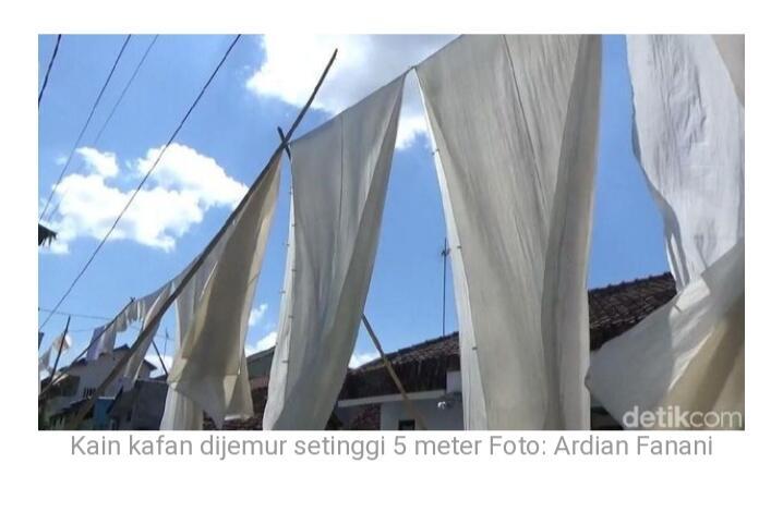 [COC_Regional_Serentak2020] Perasaan Kain Kafan Tradisi Banyuwangi, Kuy Ramaikan!