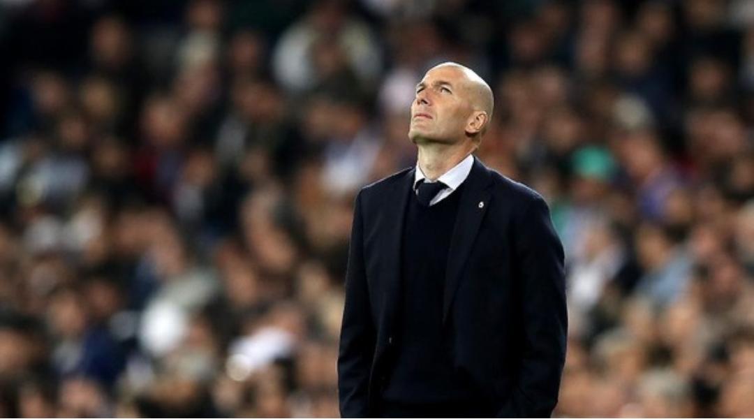 Real Madrid Krisis Striker