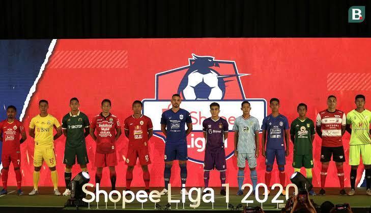 Kehadiran Pelangi Di Liga 1 2020