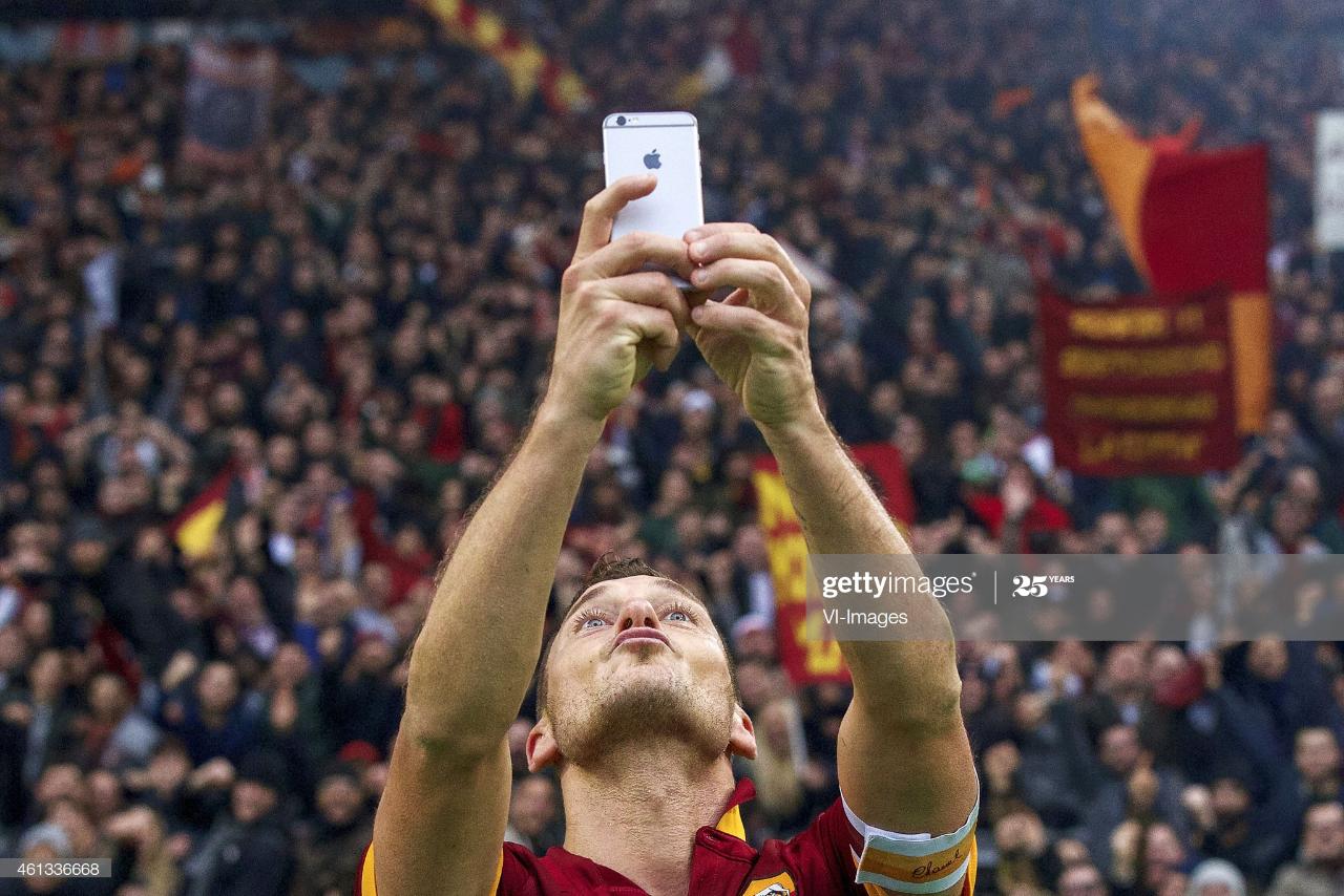 3 Pemain yang Paling Loyal Memperkuat AS Roma
