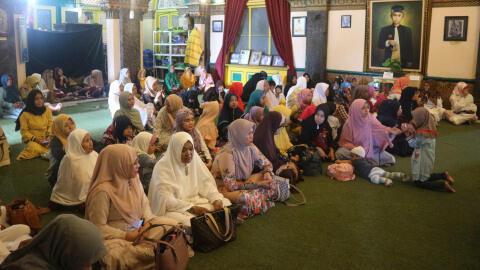 Lebaran Seru di Medan, Open House Ala Kesultanan Deli Hingga Makanan Khasnya