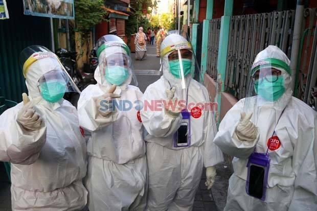 Doa Bersama Beri Ketenangan bagi Masyarakat di Tengah Pandemi Corona