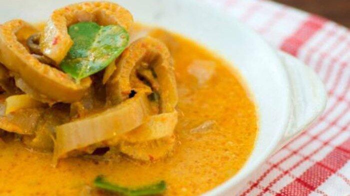 Sayur Ares, Kuliner Khas Lombok Cocok Untuk Menu Berbuka