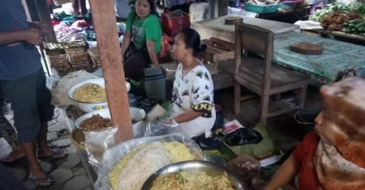 Makanan Khas Abangan Jadi Menu Buka Puasa Khas Pundong Yogyakarta