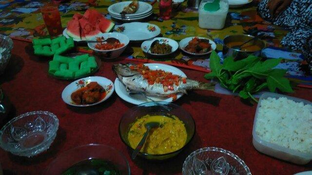 Tradisi Petang di Aceh Selatan