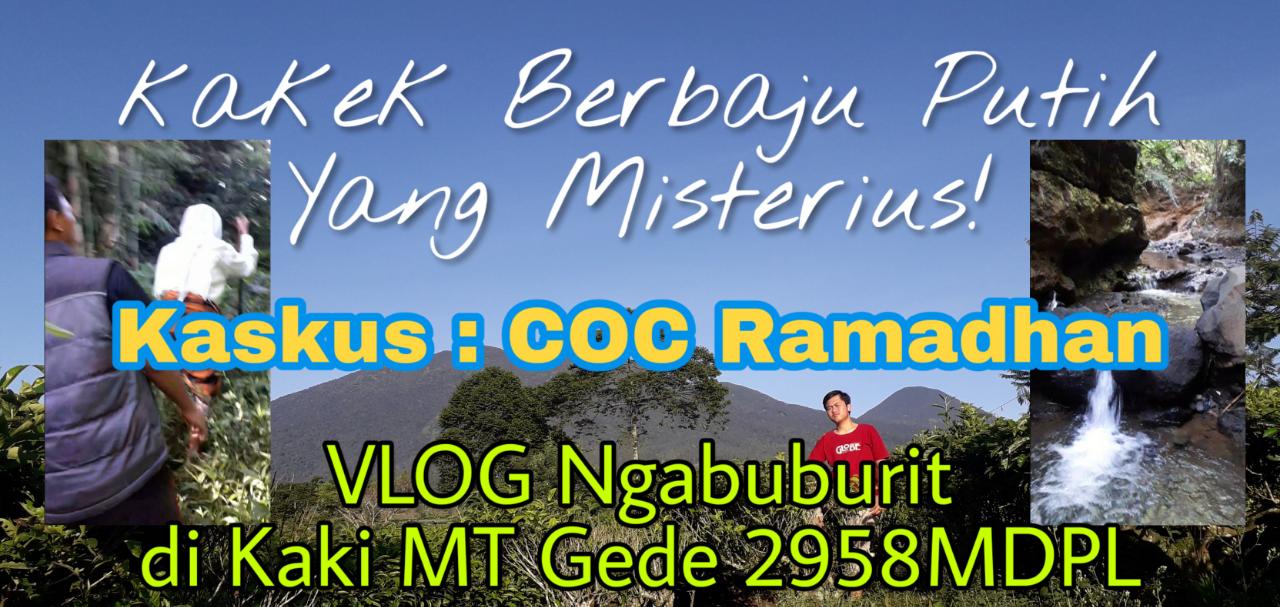 [COC Ramadhan 2020] VLOG Ngabuburit : Temukan Seorang Kakek Misterius Saat Menjelajah