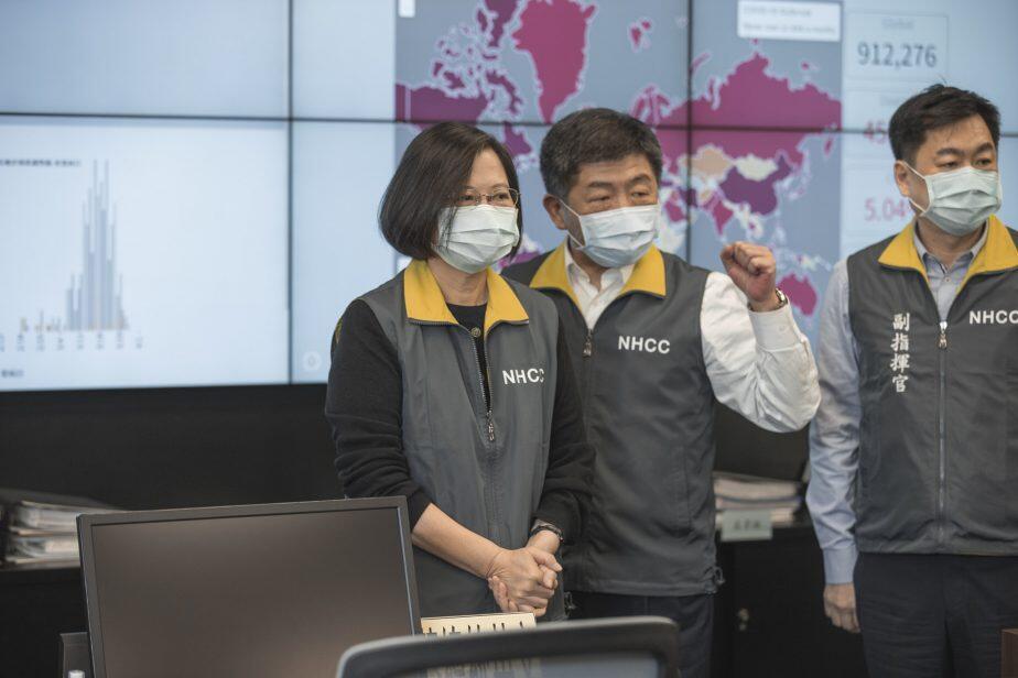 Presiden Taiwan, Panglima Perang Wanita Yang Melawan COVID-19