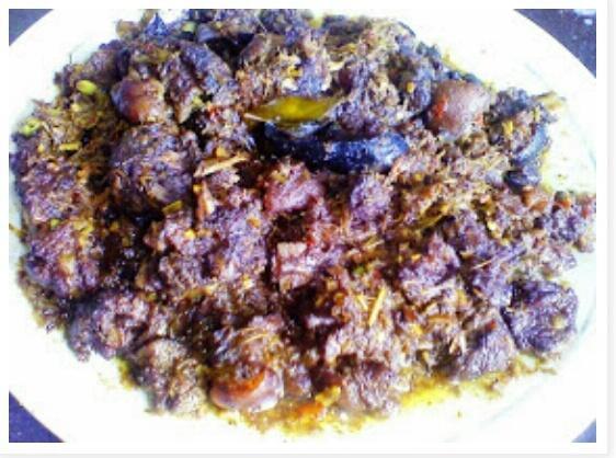 Kuliner Ekstrim Dari Timur Laut Indonesia