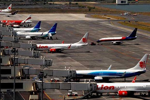 Erick Thohir Minta Jadwal Penerbangan Dikelola agar Tak Menumpuk