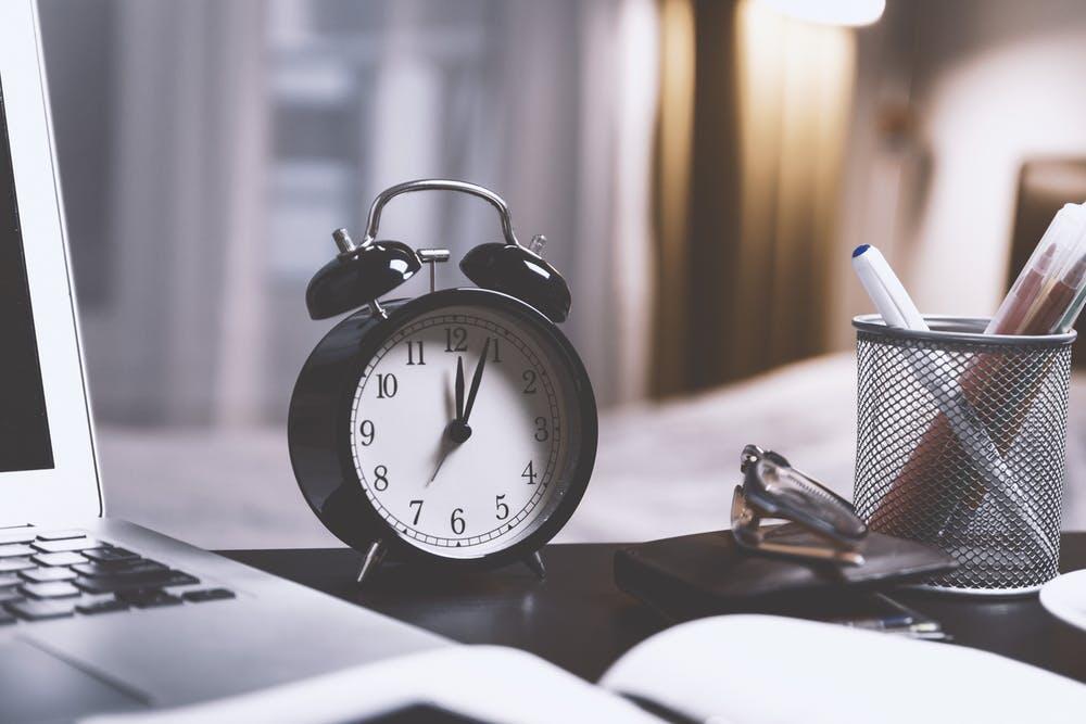 24 Jam Terasa Kurang? Begini Cara Terbaik Mengatur Waktu