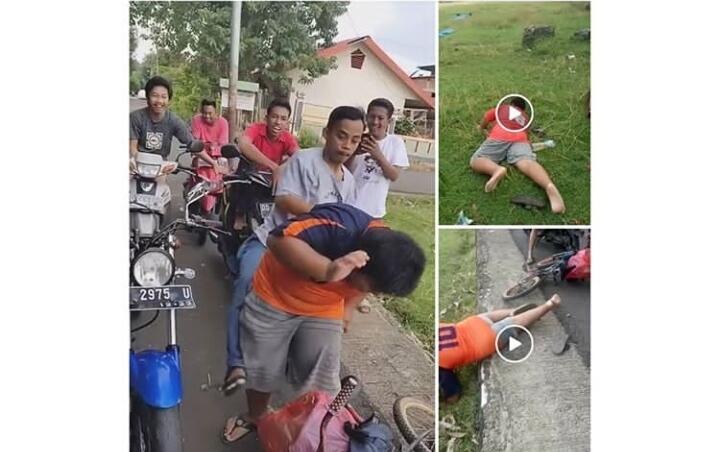 Viral Bully ke Penjual Jalangkote di Pangkep, Polisi Amankan Pelaku