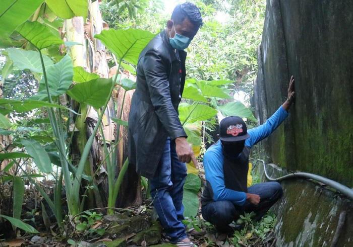 Janda Ditemukan Setengah Bugil di Jombang