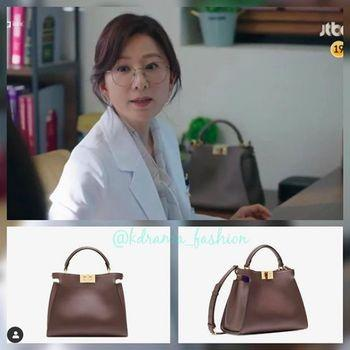 Intip Koleksi Tas Mahal Ji Sun Wo Dalam Drama The World of The Married Episode 16!