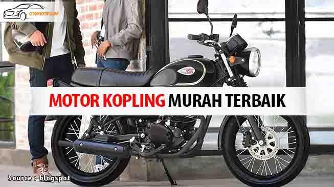 Rekomendasi 10 Motor Kopling Murah Terbaik Di Indonesia