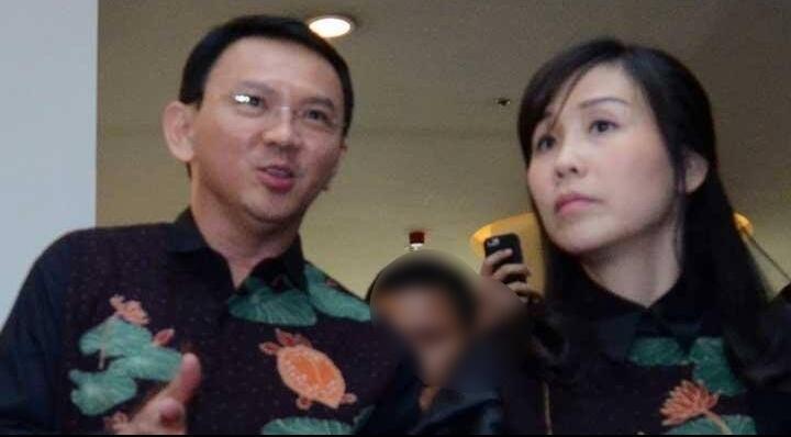 2 Tahun Cerai dari Ahok, Veronica Tan Kepergok Masih Pajang Foto Suami Puput
