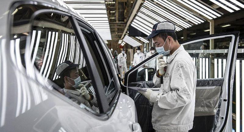 Kota Sumber Virus Corona Wuhan Beri Subsidi Rp21 Juta bagi Warga yang Beli Mobil