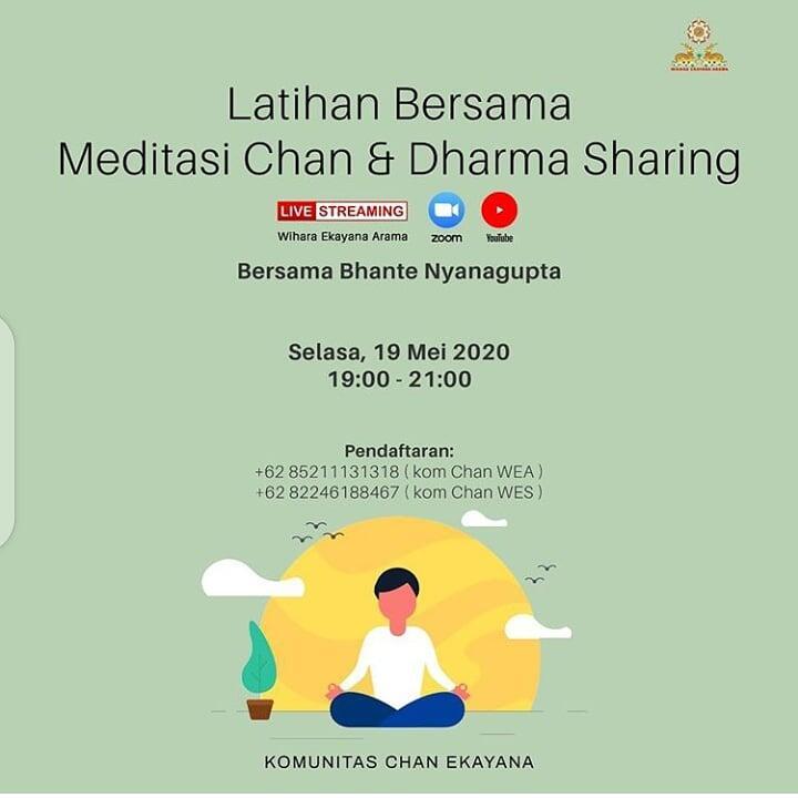 Latihan Meditasi Chan
