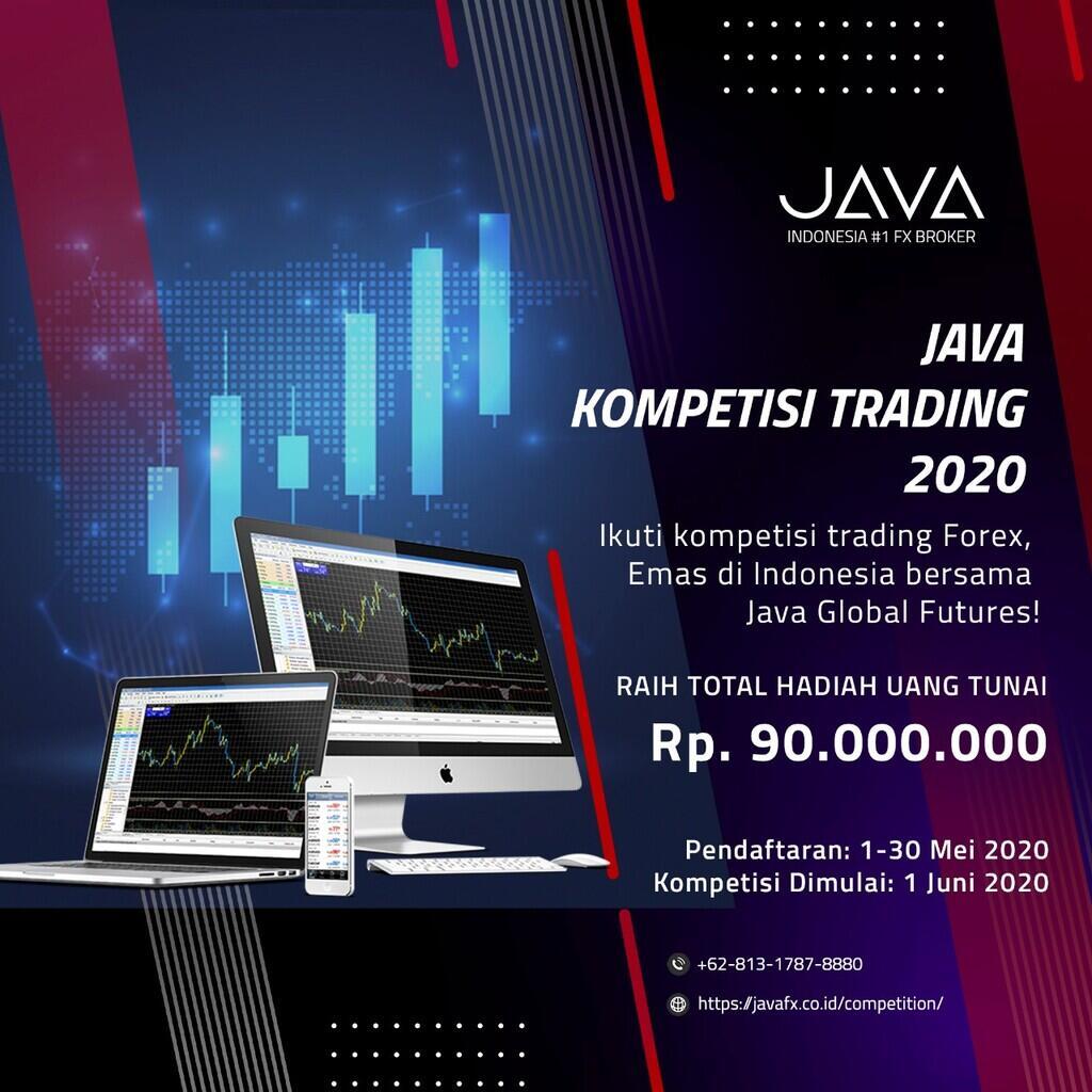 Kompetisi Trading Forex, Gold 2020